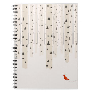 Winter's Walk Notebook