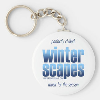 Winterscapes Keychain #2