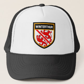 Winterthur  Flag Trucker Hat