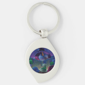 Wintertime Reading Key Chains
