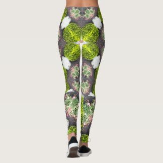 Wintery Springs Leggings