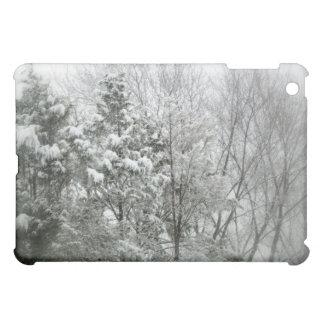 Wintry Snow Scene Case iPad Mini Case