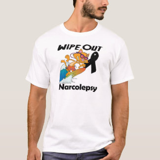 Wipe Out Narcolepsy T-Shirt