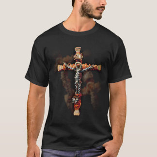 Wire Crucifixion T-Shirt