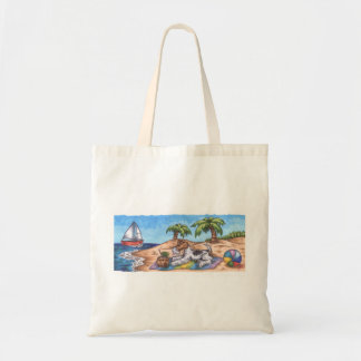 Wire Fox Endless Summer Tote Bag