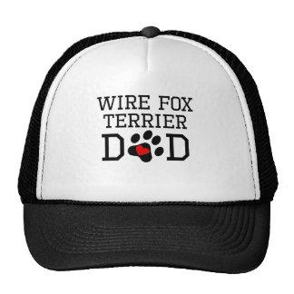 Wire Fox Terrier Dad Hat