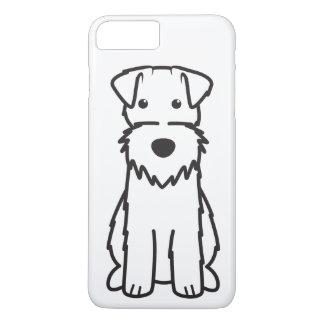 Wire Fox Terrier Dog Cartoon iPhone 7 Plus Case