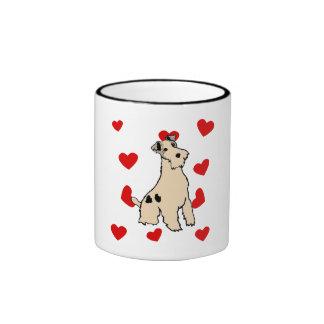 Wire Fox Terrier Love Mugs