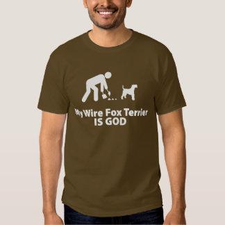Wire Fox Terrier Shirts