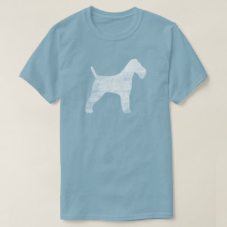 Wire Fox Terrier Silhouette T-Shirt