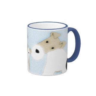 Wire Fox Terriers Mugs