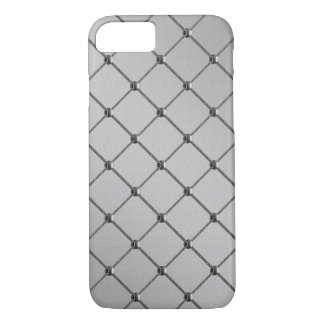 Wire Grid Chrome iPhone 8/7 Case