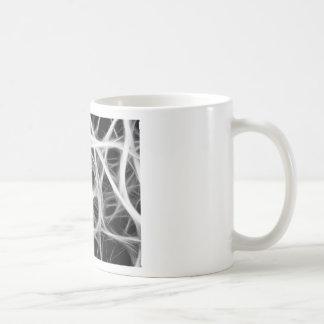 wire weave coffee mug