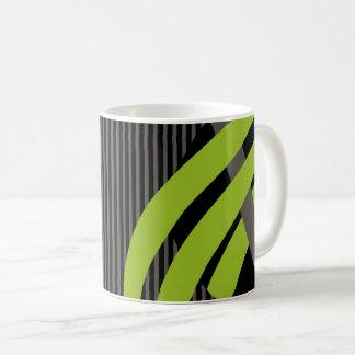 Wired Green Tote Bag Coffee Mug