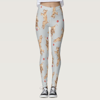 Wired Haired Terrier Leggings