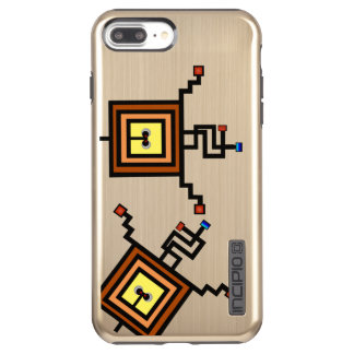 Wired iPhone 8 Plus/7 Plus DualPro Shine, Gold Incipio DualPro Shine iPhone 8 Plus/7 Plus Case