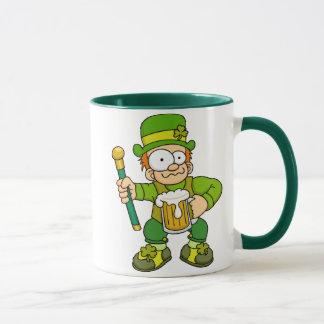 Wired Irish Mug