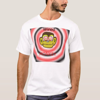 Wired Monkey T-Shirt