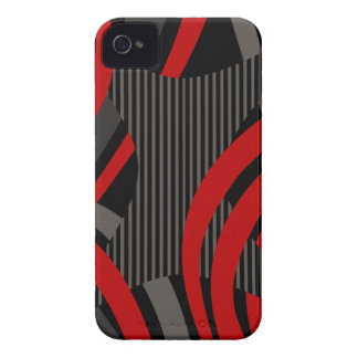 Wired Red Tote Bag Case-Mate iPhone 4 Case