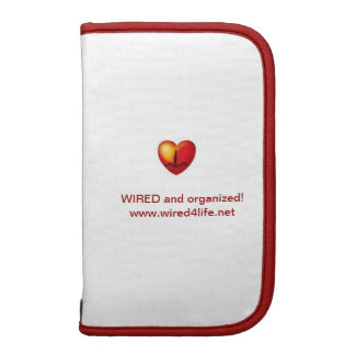 WIRED Smartphone Folio Protector Organizers