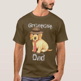 Wirehaired Dachshund Dad T-Shirt