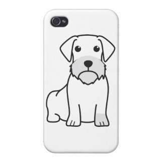 Wirehaired Dachshund iPhone 4/4S Cover