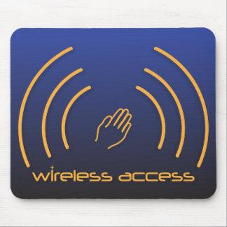 Wireless Access Christian mousepad