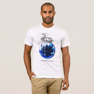 Wireless Ball Mouse | #jWe | Big Blue Marble T-Shirt