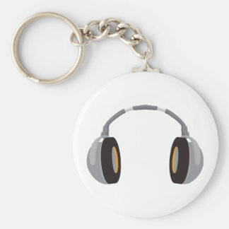Wireless Headphone Key Ring