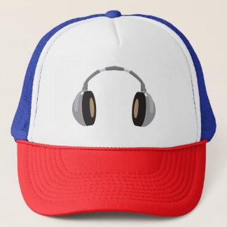 Wireless Headphone Trucker Hat