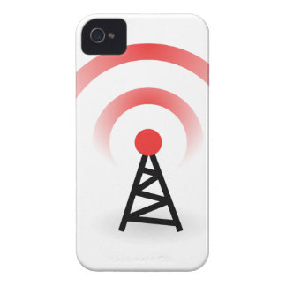 Wireless Network iPhone 4 Cover