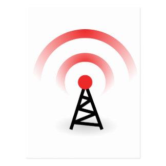 Wireless Network Postcard