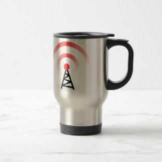 Wireless Network Travel Mug