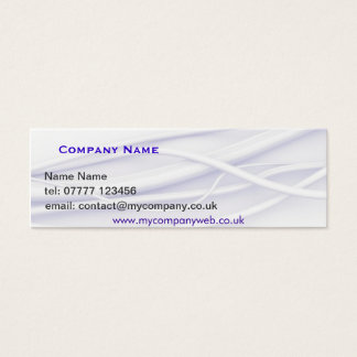 Wires Mini Business Card