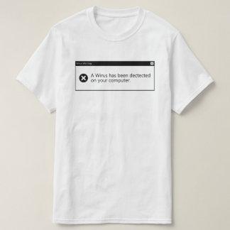 Wirus Warning T-Shirt