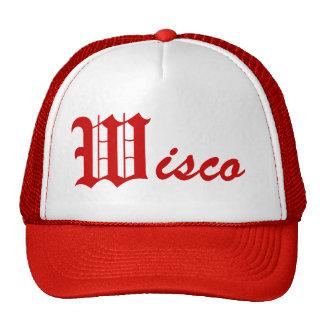 Wisco Mesh Hat