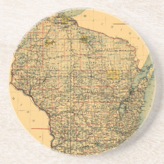 Wisconsin 1896 coaster