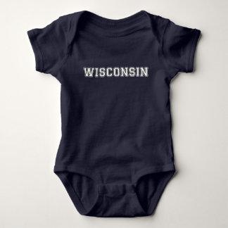 Wisconsin Baby Bodysuit