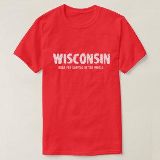 Wisconsin - Brat Fry Capital of the World T-Shirt