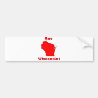Wisconsin Bumper Stickers