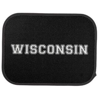 Wisconsin Car Mat