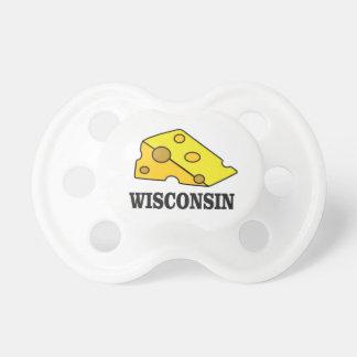 Wisconsin cheese head dummy