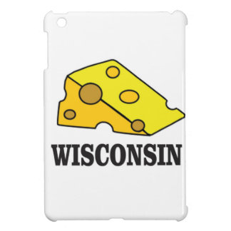 Wisconsin cheese head iPad mini cover