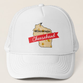 Wisconsin Cheesehead Hat