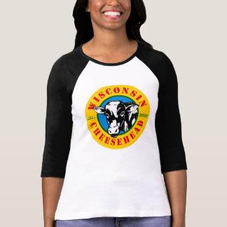 Wisconsin Cheesehead T Shirt
