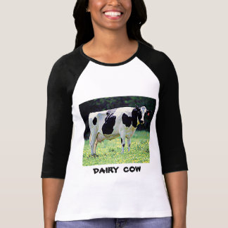 Wisconsin Dairy Cow T-Shirt