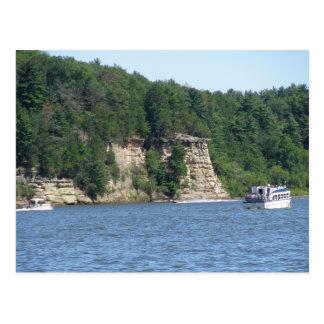 Wisconsin Dells Postcard
