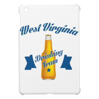 Wisconsin Drinking team iPad Mini Covers