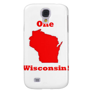 Wisconsin Galaxy S4 Covers