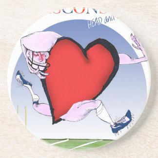 wisconsin head heart, tony fernandes coaster